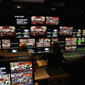 Video Production Control Room PBS
