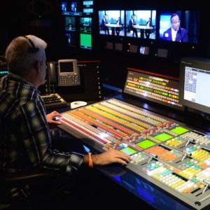 Video Production Crew Arise News DC Arise Sunday