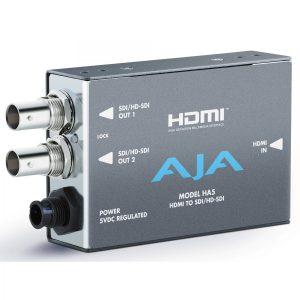 AJA Mini Converter, live production tool