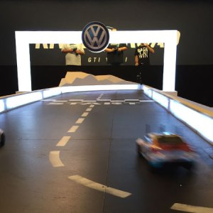 Video Streaming VW Rival Road