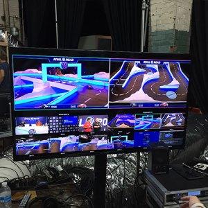 DC Live Production VW Rival Road