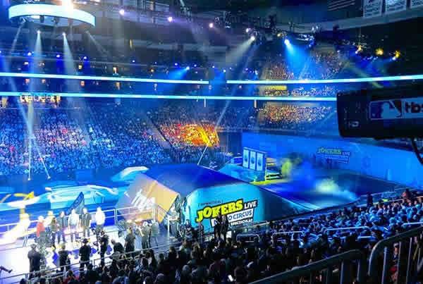 TruTV | Impractical Jokers Live: Nitro Circus Spectacular