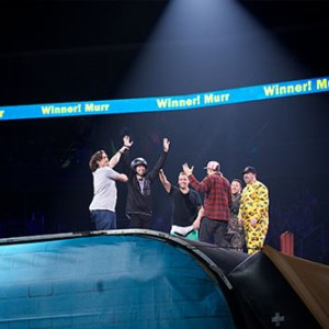 production services jokers live nitro circus