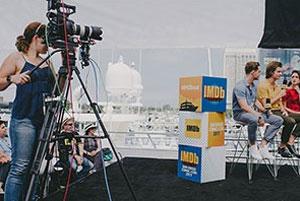 IMDb at San Diego ComicCon Live