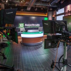 Studio Pro Photo behind cameras
