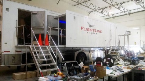 FlightLine Films, System Integration