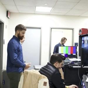 Remote Production CGTN