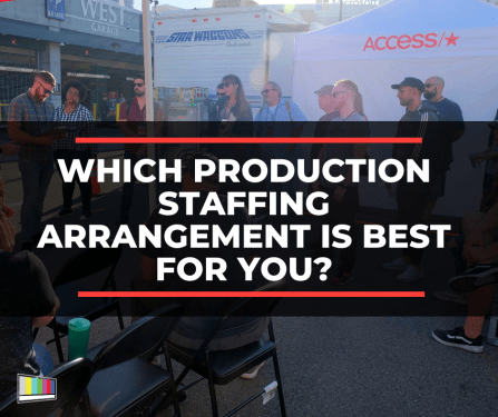 production staffing arrangements