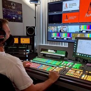 Atlantic Live Control Room