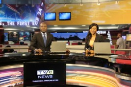 Image result for TVC News broadcasters