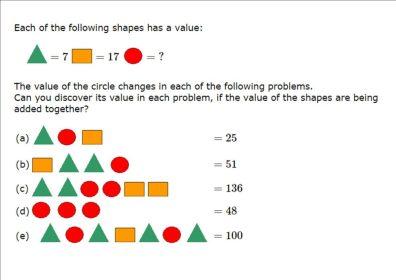 week 1 maths