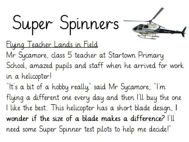 Super Spinners