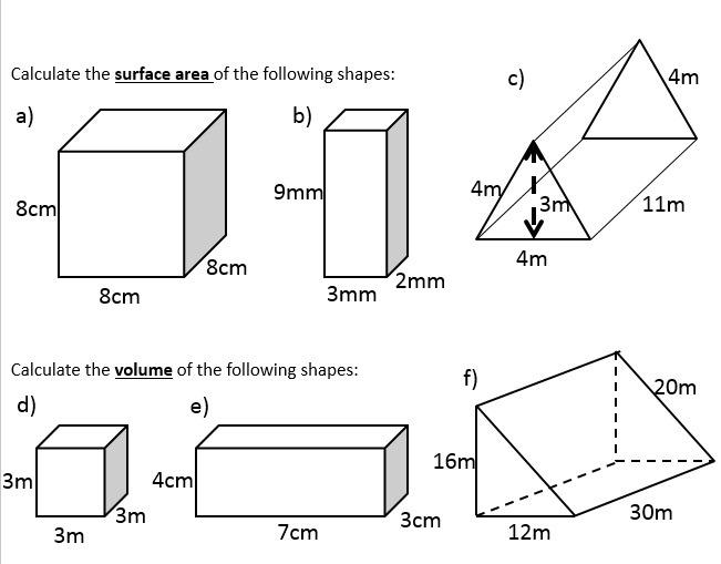 Year 6 Maths challenge