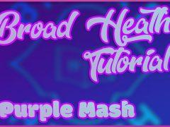 Purple Mash Tutorial