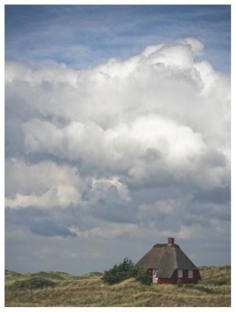 25 08 2011 – Dünen, Heide, Himmel ...