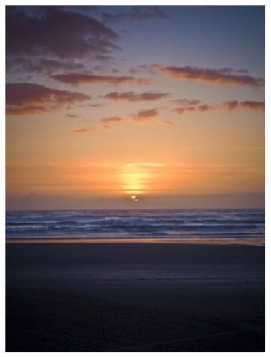 14|05|2012 – Sonnenuntergang bei Blokhus (No. 3)
