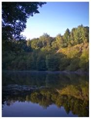 20|09|2012 – Der Silbersee am Morgen