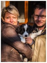 13|01|2013 – »Lou« pendelt mit Sindy und Tom zwischen der Eifel und Luxemburg