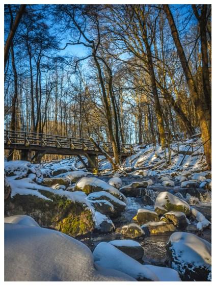 13|03|2013 – Die Holzbachschlucht bei Eis und Schnee