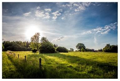 17|06|2013 – Sonnenaufgang auf den Feldern bei Rennerod