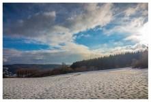 08|12|2013 – Wintermorgen bei Langenaubach