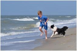 Joey auf Norderney – Spaß mit dem Kleinen Herrchen