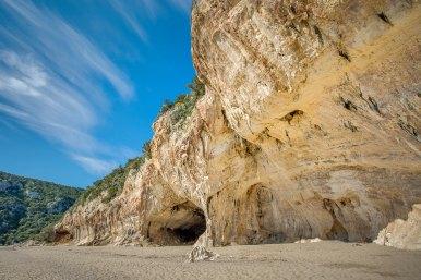 11|05|2018 – Höhlen am Strand von Cala Luna
