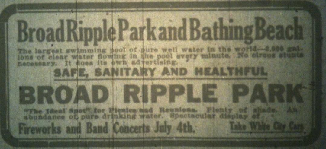 braodripple-park_1910_Ad_Historic Indianapolis