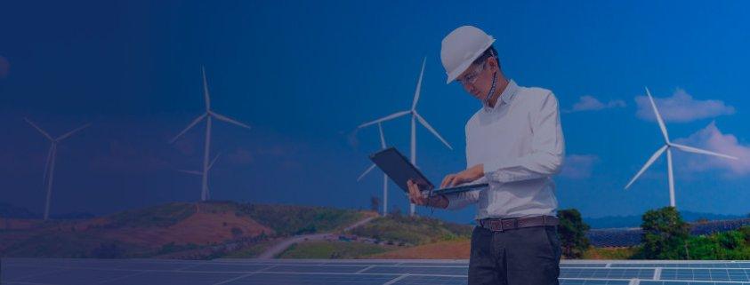 Wireless Connectivity powers Renewable Analytics