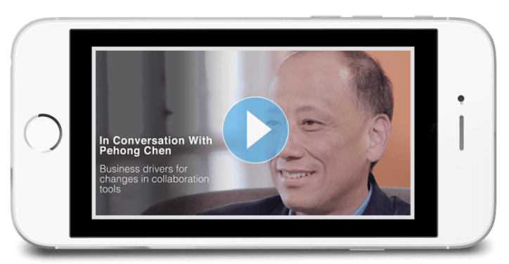 In conversation with Pehong Chen - Business Engagement