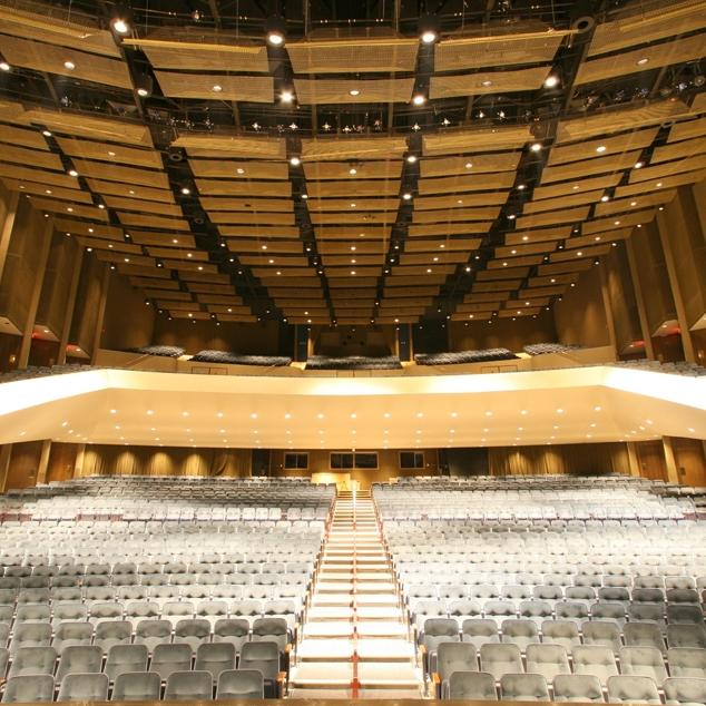 Berglund Performing Arts Center  Roanoke  Broadwayorg
