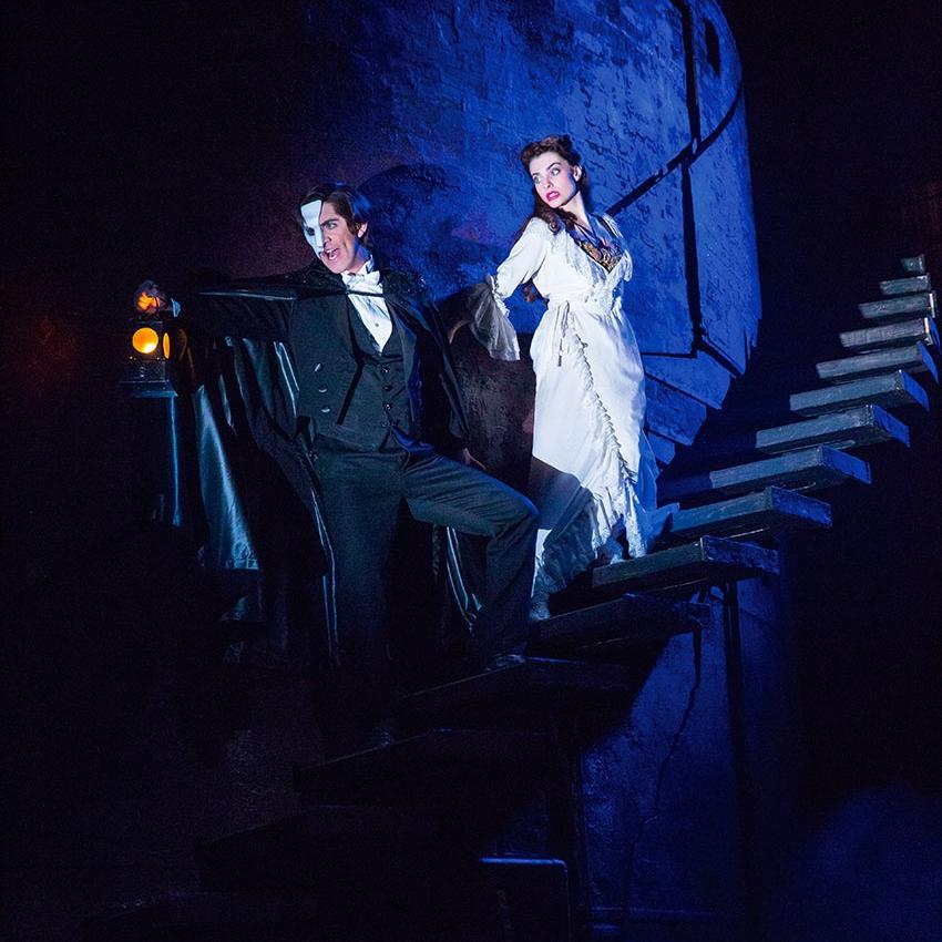 The Phantom of the Opera on Tour  Broadwayorg