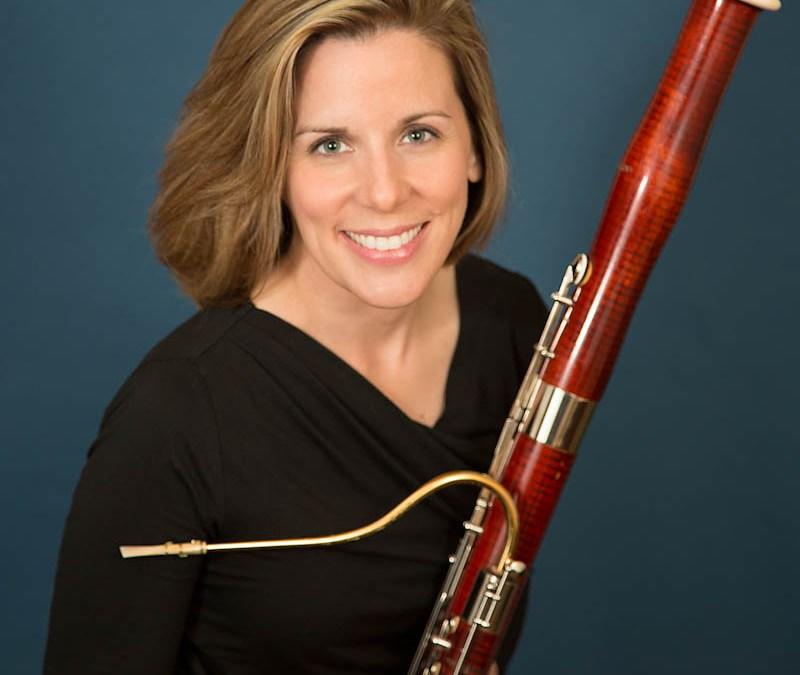 Laura Koepke, bassoon