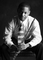 Brandon Patrick George, flute