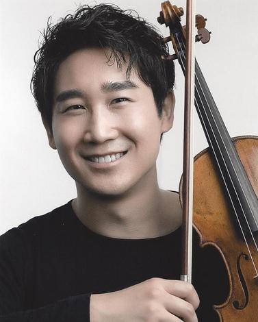 Xiao Wang, violin