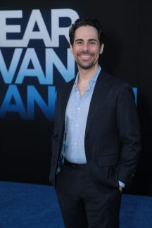 Executive Music Producer Alex Lacamoire attends as Universal Pictures presents the premiere of DEAR EVAN HANSEN at the Walt Disney Concert Hall on Wednesday, September 22, 2021. (Photo: Ben Shmikler/ABImages)