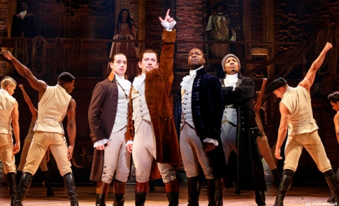 Image result for hamilton chicago