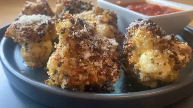 Cooking Time: Cauliflower Garlic Knots with CAULI CRUNCH by Paula Hankin