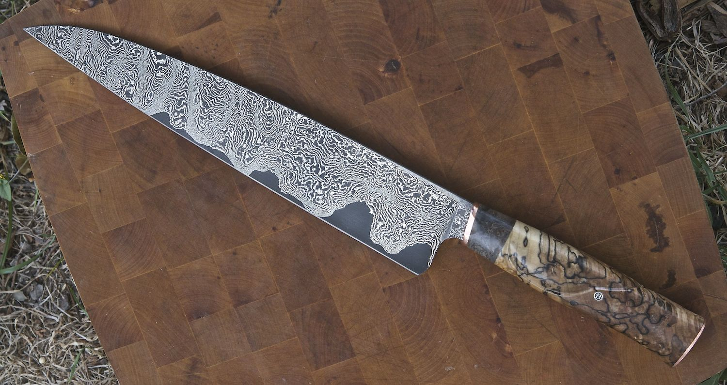 Knives napped carved handmade one of a kind gifts from