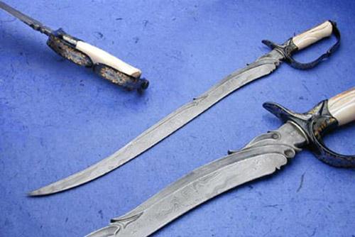 Eleutherotes Sword