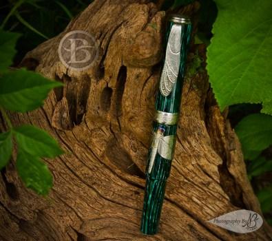 Dragonfly Fountain Pen