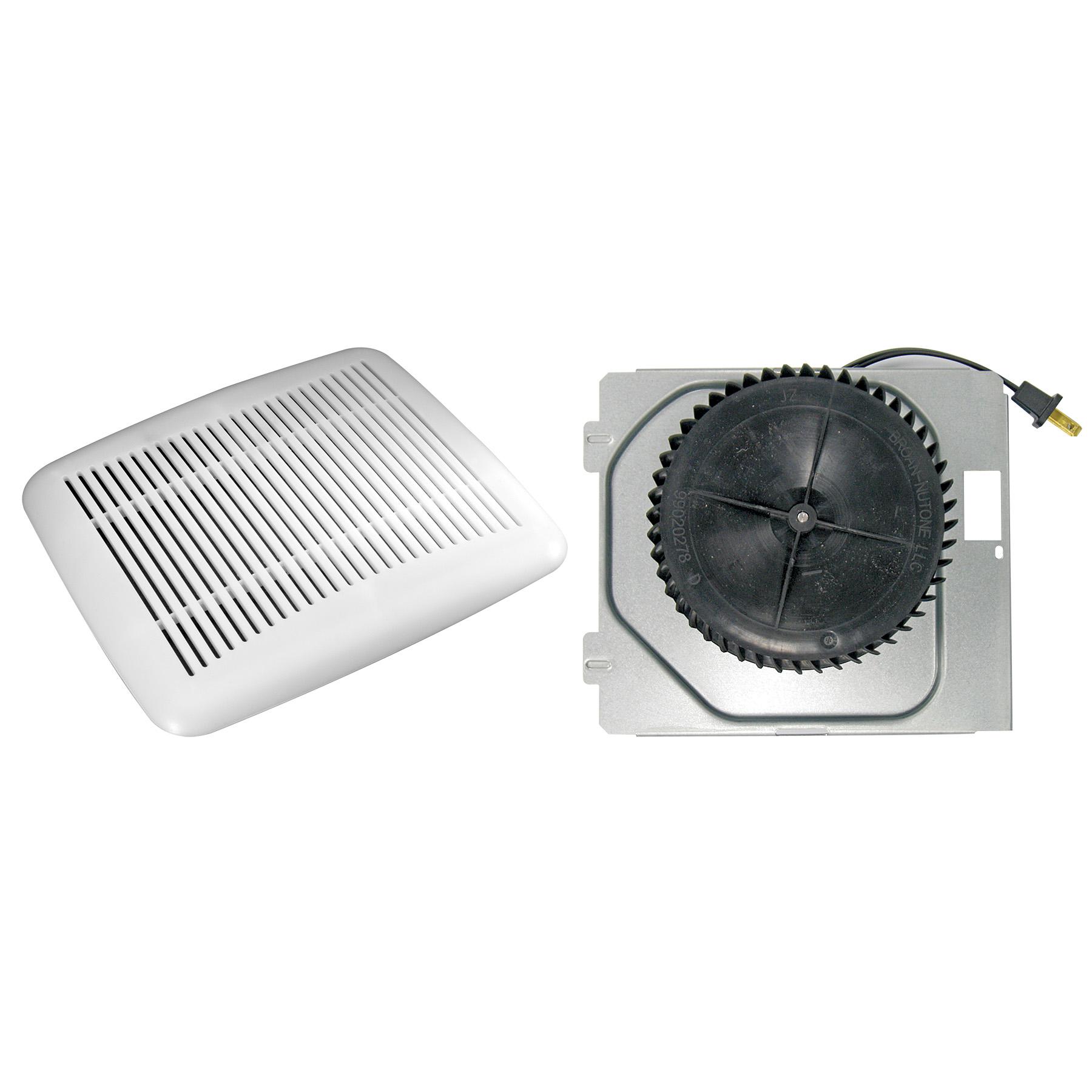 nutone 60 cfm bath fan upgrade kit