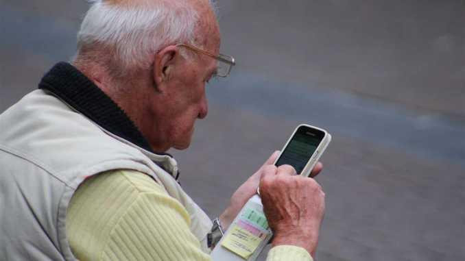 Opa's telefoon Broca Media