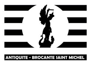 Logo Brocante Saint Michel PLOZEVET