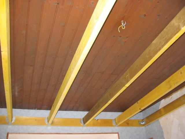 Faux plafond leger  Maison  Travaux