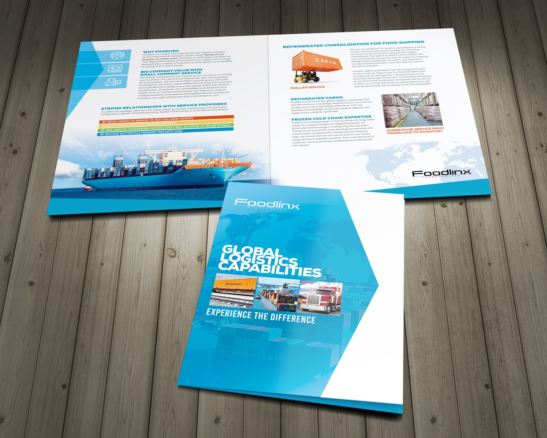 4 Page Brochure Brochure Design Company