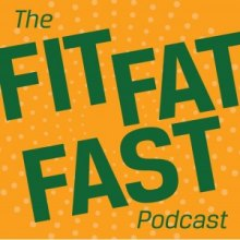 Fit Fat Fast podcast logo