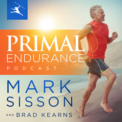 Primal Endurance podcast logo
