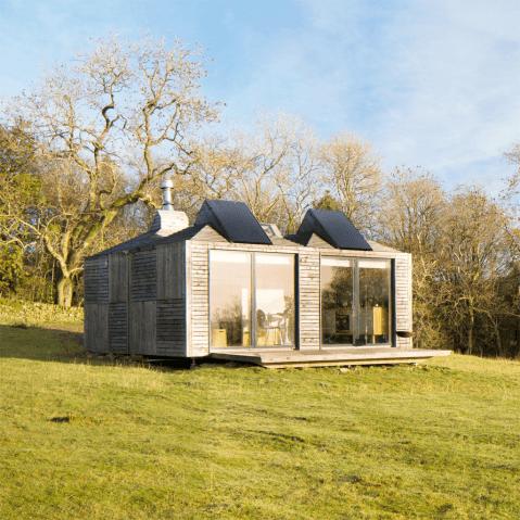 Brockloch Bothy - Eco Holiday Cabin