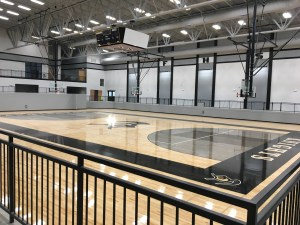Farmington High School Field House